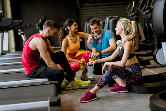 L'équipe de Xtreme Fitness