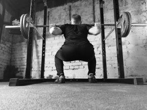 Squat Lesté en Musculation