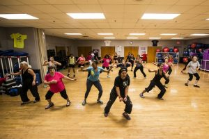 Cours Collectif Low Impact Aerobic