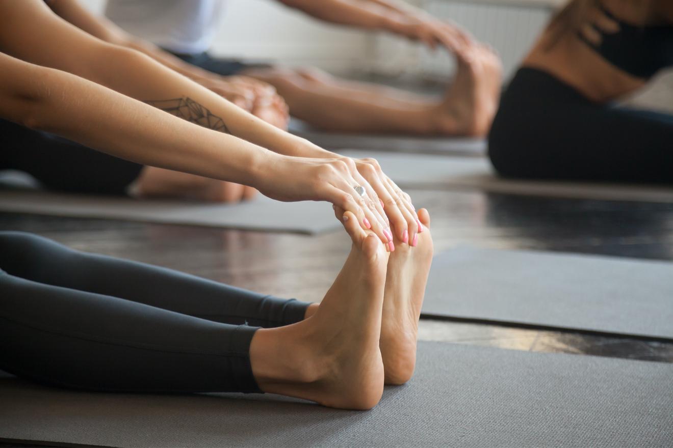 Un Cours De Stretching